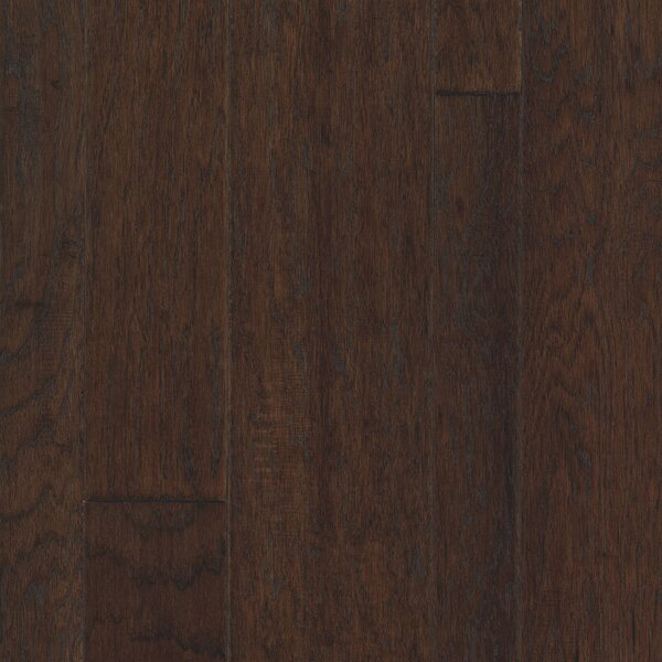 Welsley Heights 5Engineered Hickory Hardwood Flooring in Espresso by Mohawk Flooring