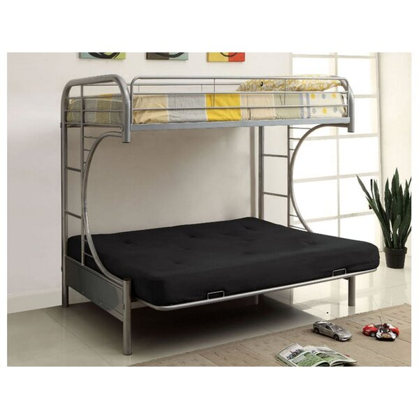 Hoyer Twin Futon Bunk Bed by Isabelle & Max