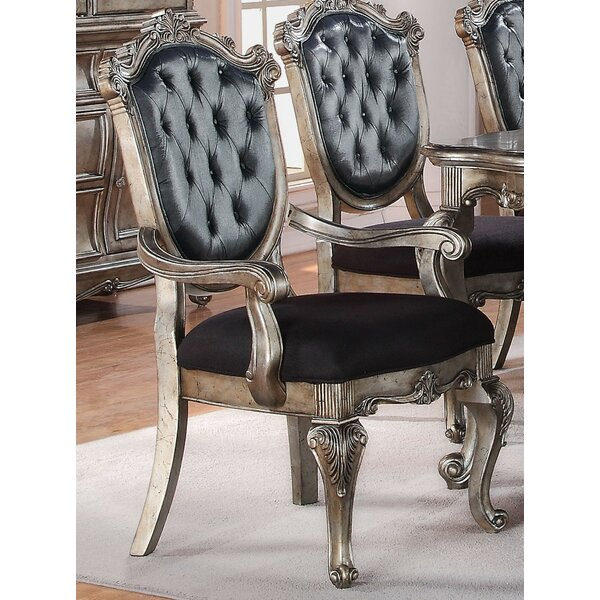 Reveles Upholstered Dining Chair (Set Of 2) By Astoria Grand