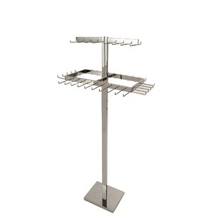 Shop For Emilia 2 Tier Adjustable Rectangular Belt Rack By Rebrilliant