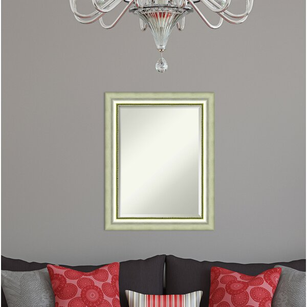 Evart Wall Mirror by Charlton Home