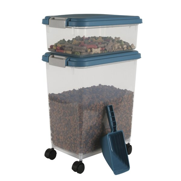Airtight 2 Container Food Storage Set by Miles Kimball