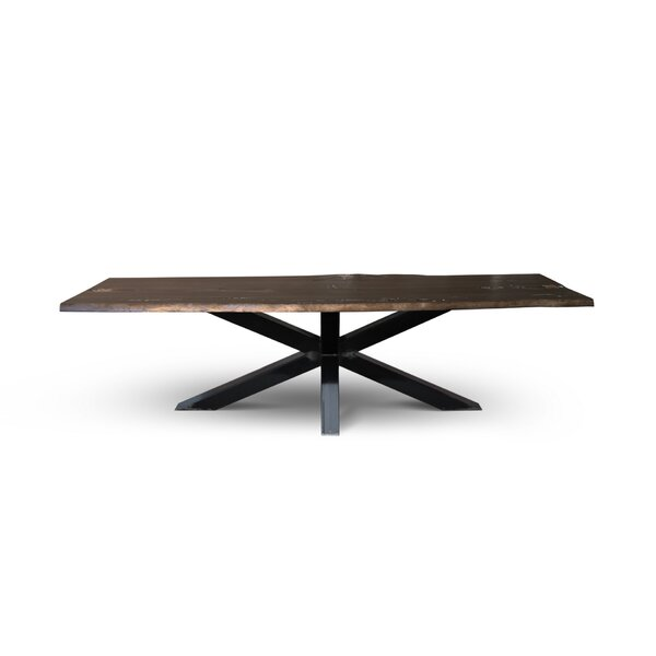 Nickel UR Dining Table by Foundry Select
