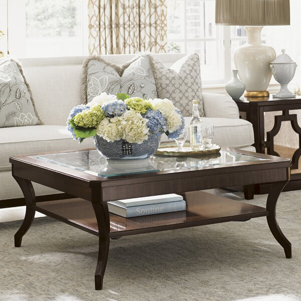 Kensington Place Warner Coffee Table by Lexington