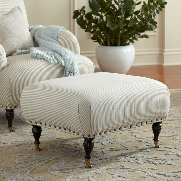 Grange Ottoman by Birch Lane™ Heritage