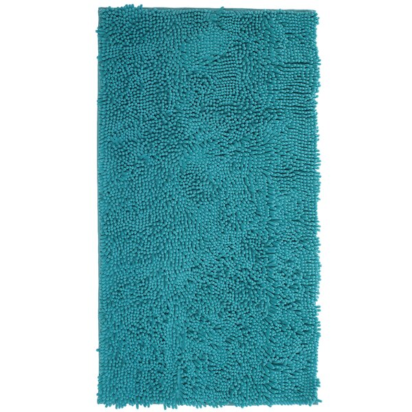 High Pile Seafoam Area Rug by Lavish Home