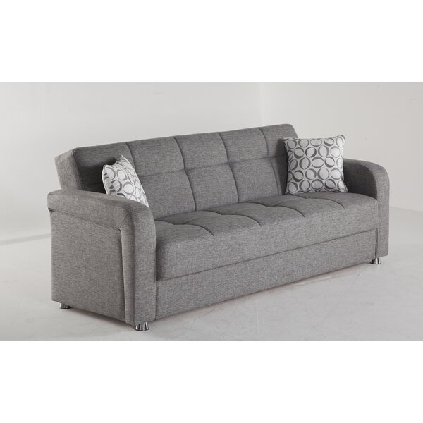 Slough 3 Seat Sleeper Sofa by Orren Ellis