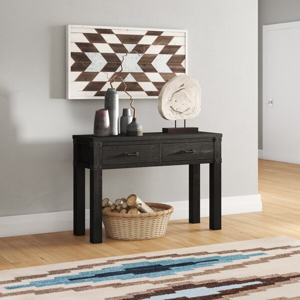 Kaitlin Console Table By Union Rustic