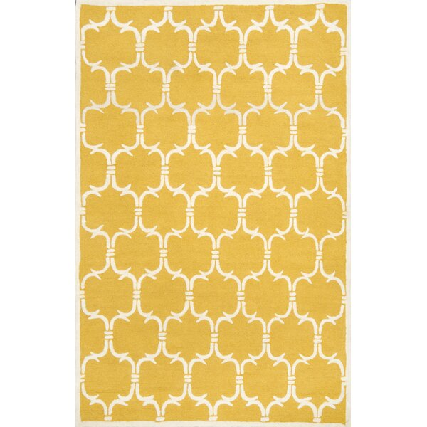 Herville Gold Area Rug by nuLOOM
