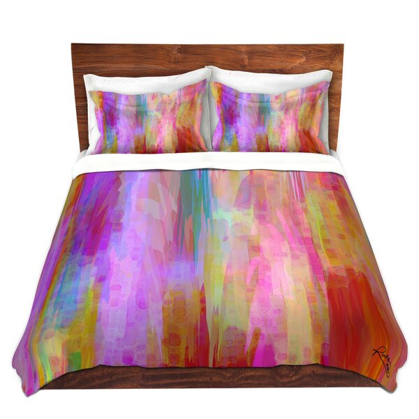 Banding Together Duvet Cover Set