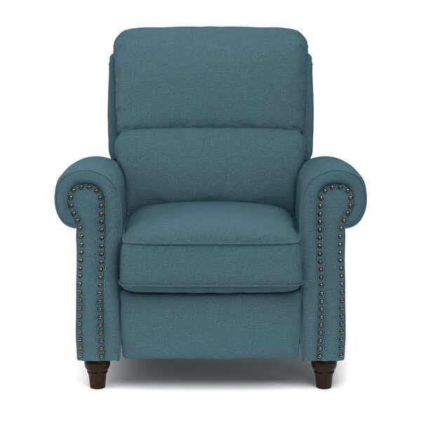 Hesse Manual Recliner by Alcott Hill