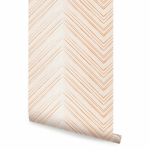 Summerdale 24 W Peel and Stick Wallpaper Roll by Mistana