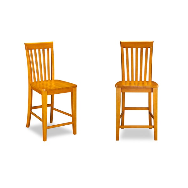 Oliver Solid Wood Dining Chair (Set of 2) by Darby Home Co