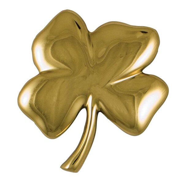 Four Leaf Clover Door Knocker by Michael Healy Designs