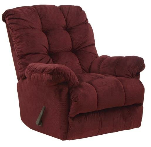 Nettles Rocker Recliner by Catnapper
