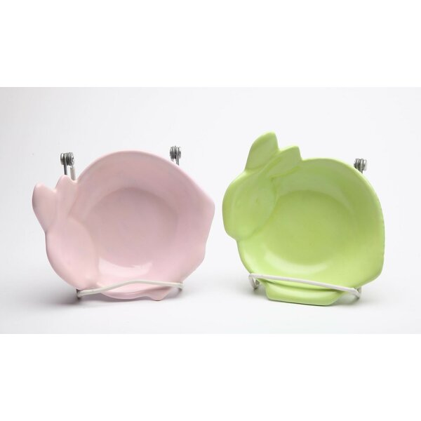 Bunny Bowls (Set of 4) by Cosmos Gifts