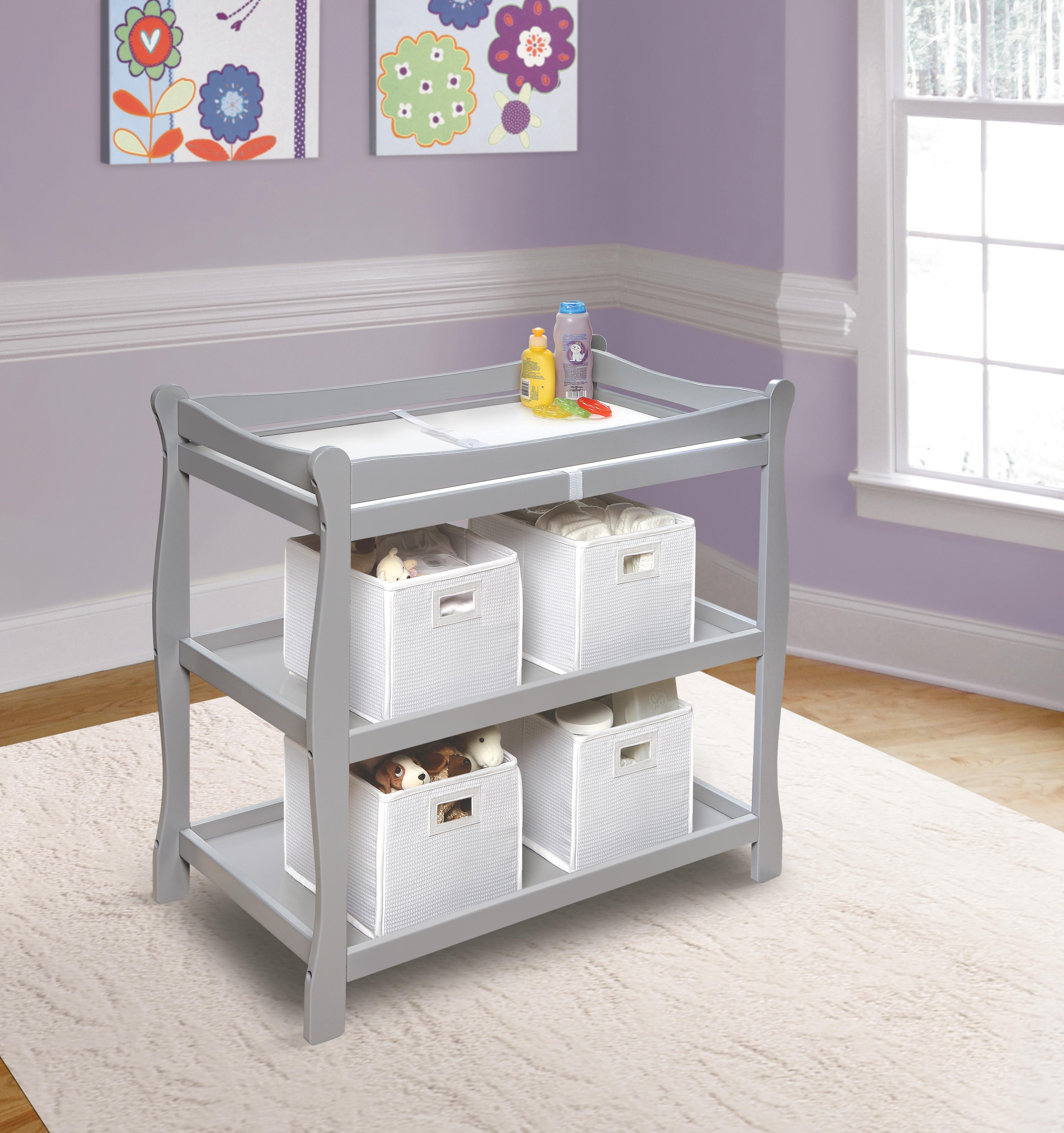 nursery supplies cart ikea baby use table pin diaper raskog organize s to an changing in