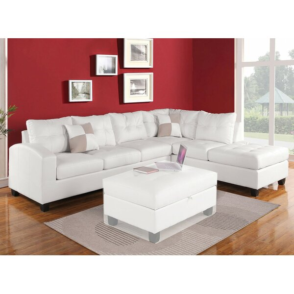 Susan Right Hand Facing Sectional By A&J Homes Studio