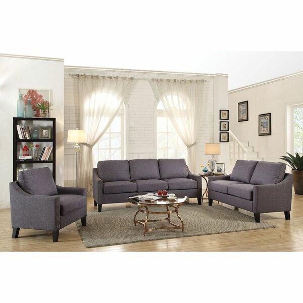 Mared Bulkea Standard Configurable Living Room Set by Red Barrel Studio Red Barrel Studio