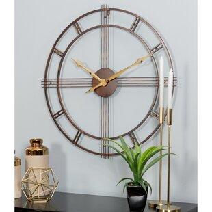 Mid Century Modern Wall Clocks Youu0027ll Love | Wayfair
