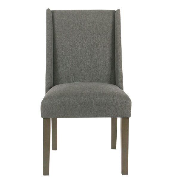 Vita Upholstered Dining Chair (Set of 2) by One Allium Way