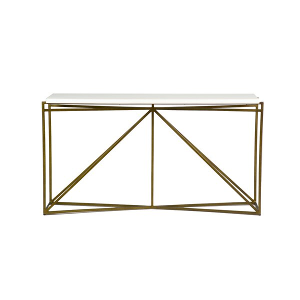 Noah Console Table By Gabby