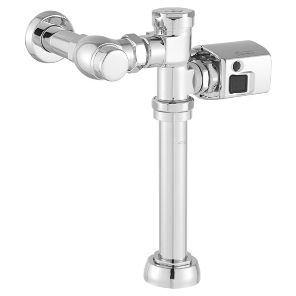 Exposed Manual Toilet Flush Valve with Side-Mount by American Standard