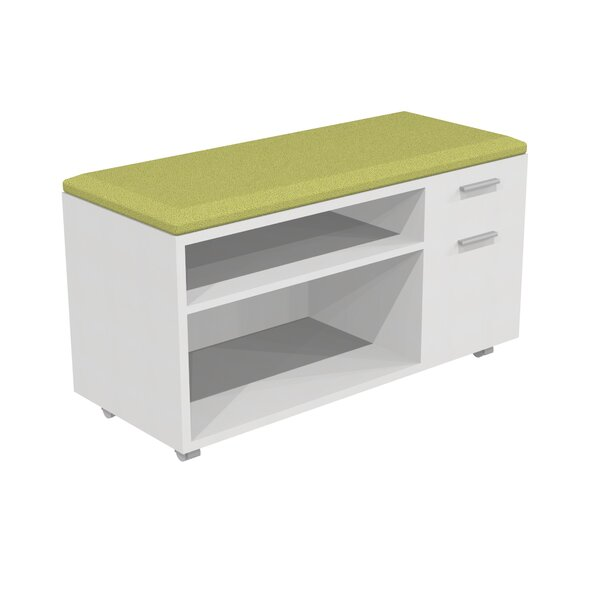 Lewin Rolling Return Cabinet Credenza by Latitude Run