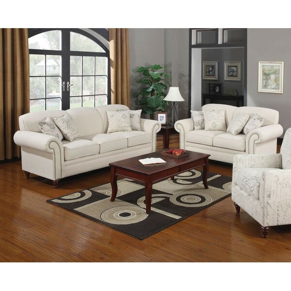 Nova 2 Piece Living Room Set by Infini Furnishings