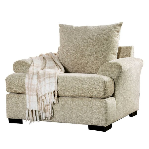 Delong Armchair by Rosecliff Heights