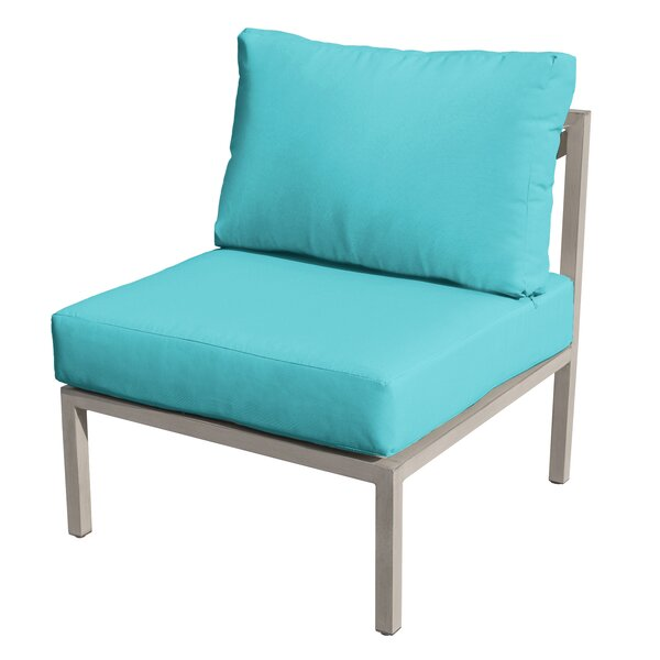 Wrenshall Patio Chair with Cushions by Red Barrel Studio Red Barrel Studio