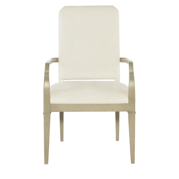 Savoy Place Upholstered Dining Chair (Set of 2) by Bernhardt