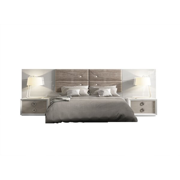 London Standard 4 Piece Bedroom Set by Hispania Home