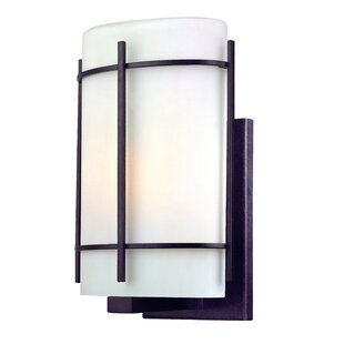 Affordable Pacifica 1-Light Small Wall Sconce By Dolan Designs