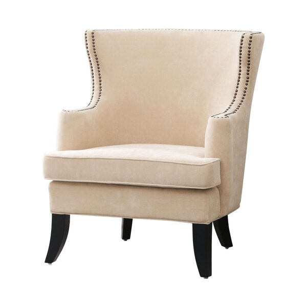 Burnard Wingback Chair by Willa Arlo Interiors