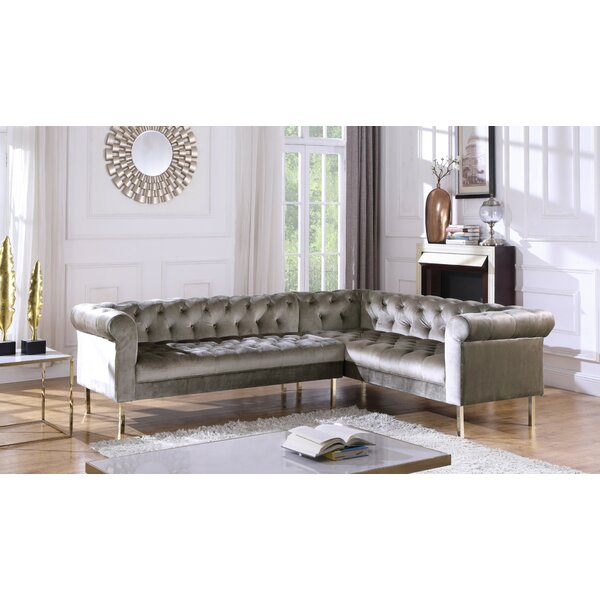 Darlington Sectional by Everly Quinn