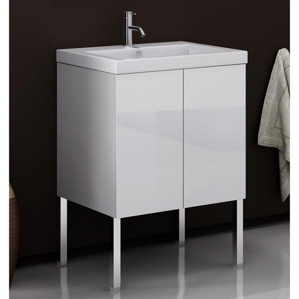 Jaylin 24 Single Bathroom Vanity Set