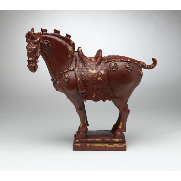Euharlee Horse Figurine by Charlton Home