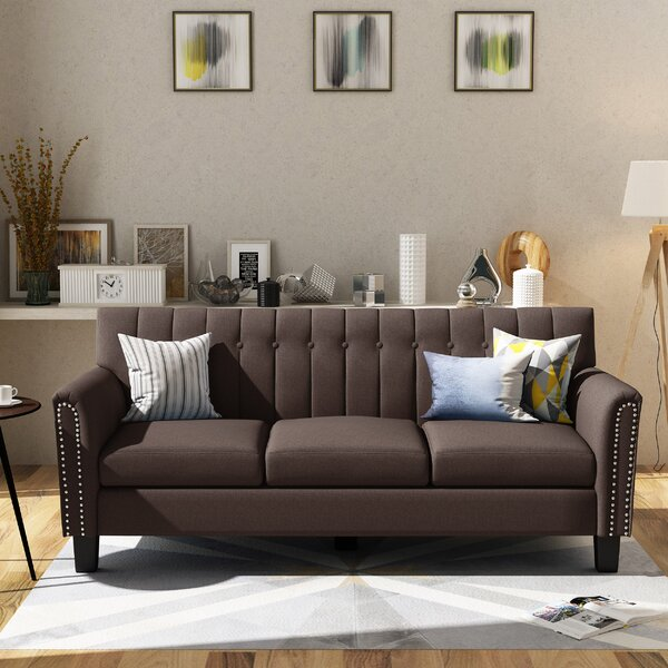 Cool Style Mulholland Traditional Sofa by Winston Porter by Winston Porter