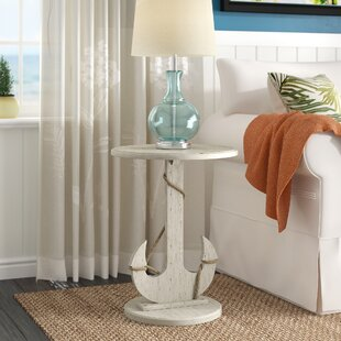 Check Prices Dudek End Table ByBeachcrest Home