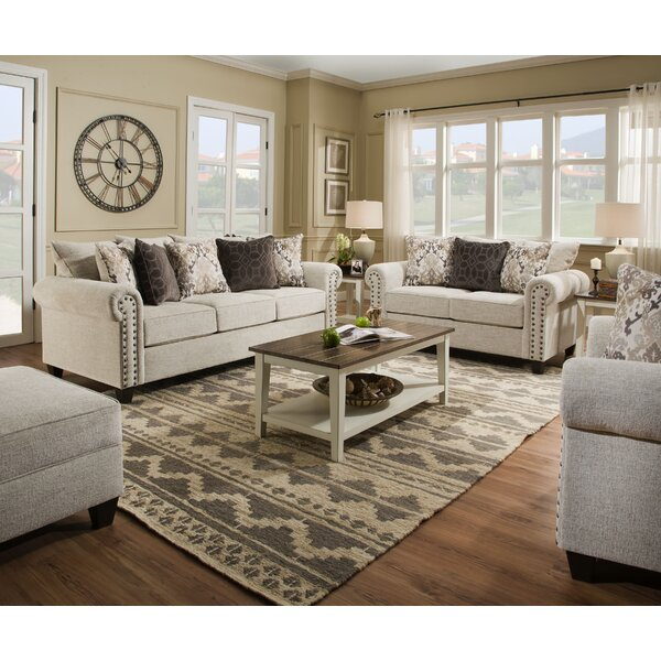 Merseyside Configurable Living Room Set by Three Posts