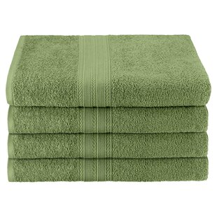 Famous Forest Green Bath Towels | Wayfair NX57
