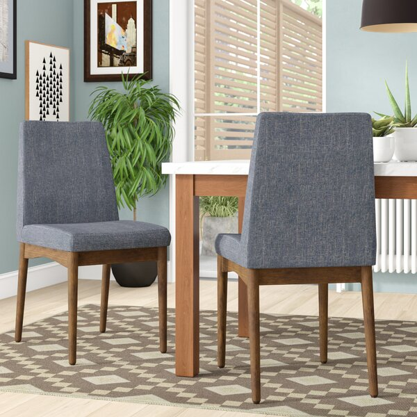 Amazing Fairborn Parsons Chair (Set Of 2) By Brayden Studio Top Reviews