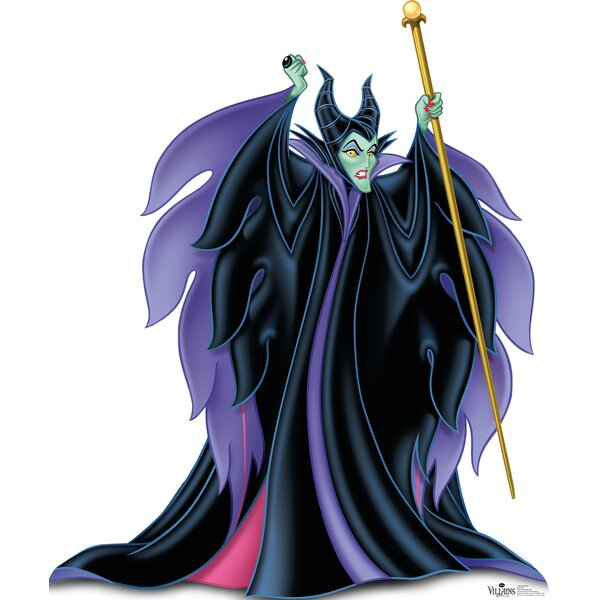Maleficent - Disney Villains Cardboard Standup by Advanced Graphics