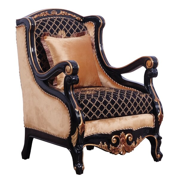 Tynes Armchair by Astoria Grand Astoria Grand