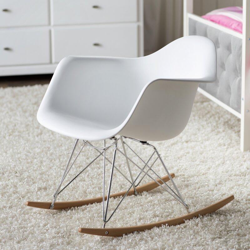 Astounding Alfson Rocking Chair Creativecarmelina Interior Chair Design Creativecarmelinacom