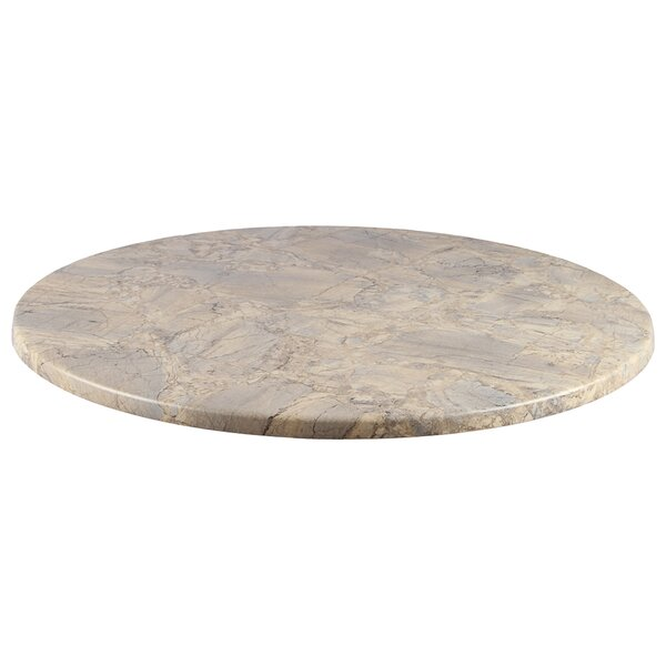 Merveilleux Round Marble Table Top | Wayfair
