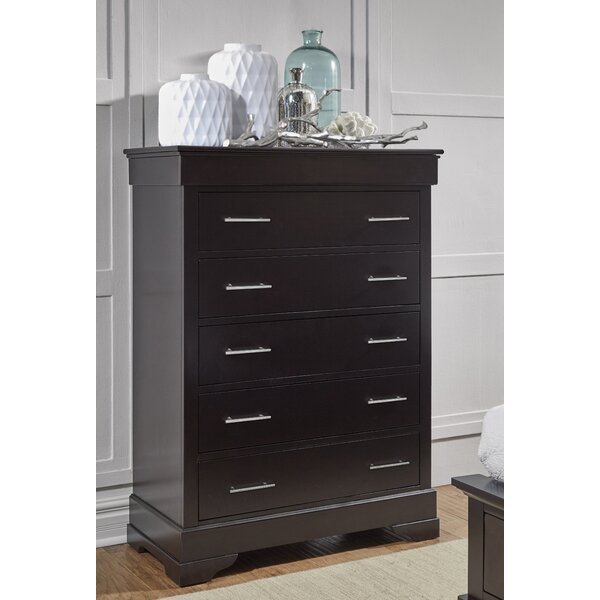 Mcmahon 5 Drawer Chest by Alcott Hill
