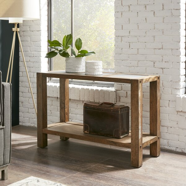 Marino Console Table by Union Rustic