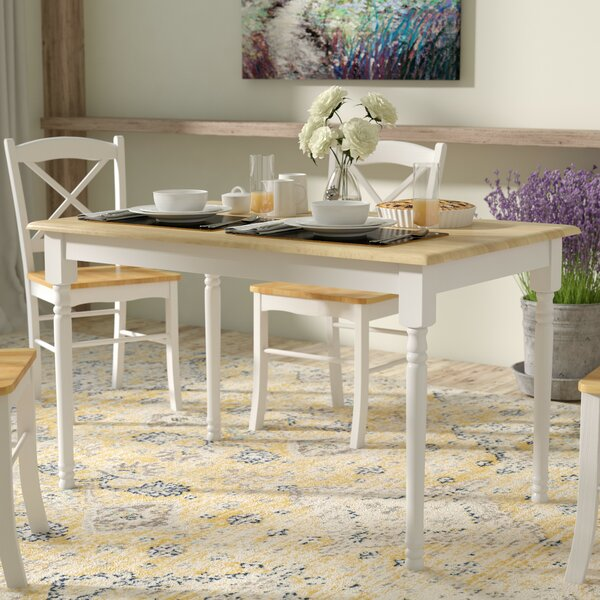Queanbeyan Rectangular Dining Table by August Grove
